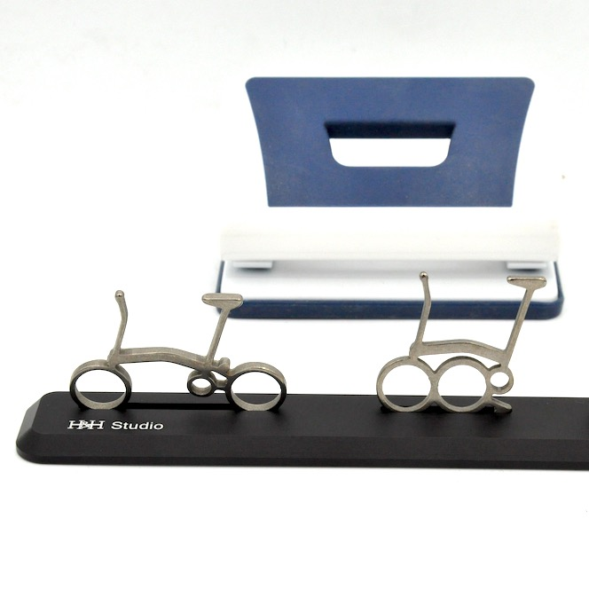 Mini Tisch Deko Titan Brompton