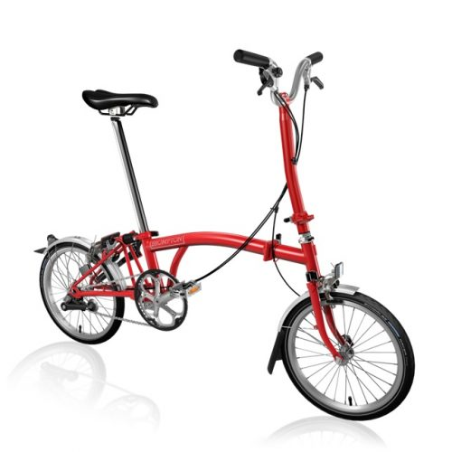 Brompton H3L New Red